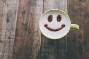 smile mug coffee friendly