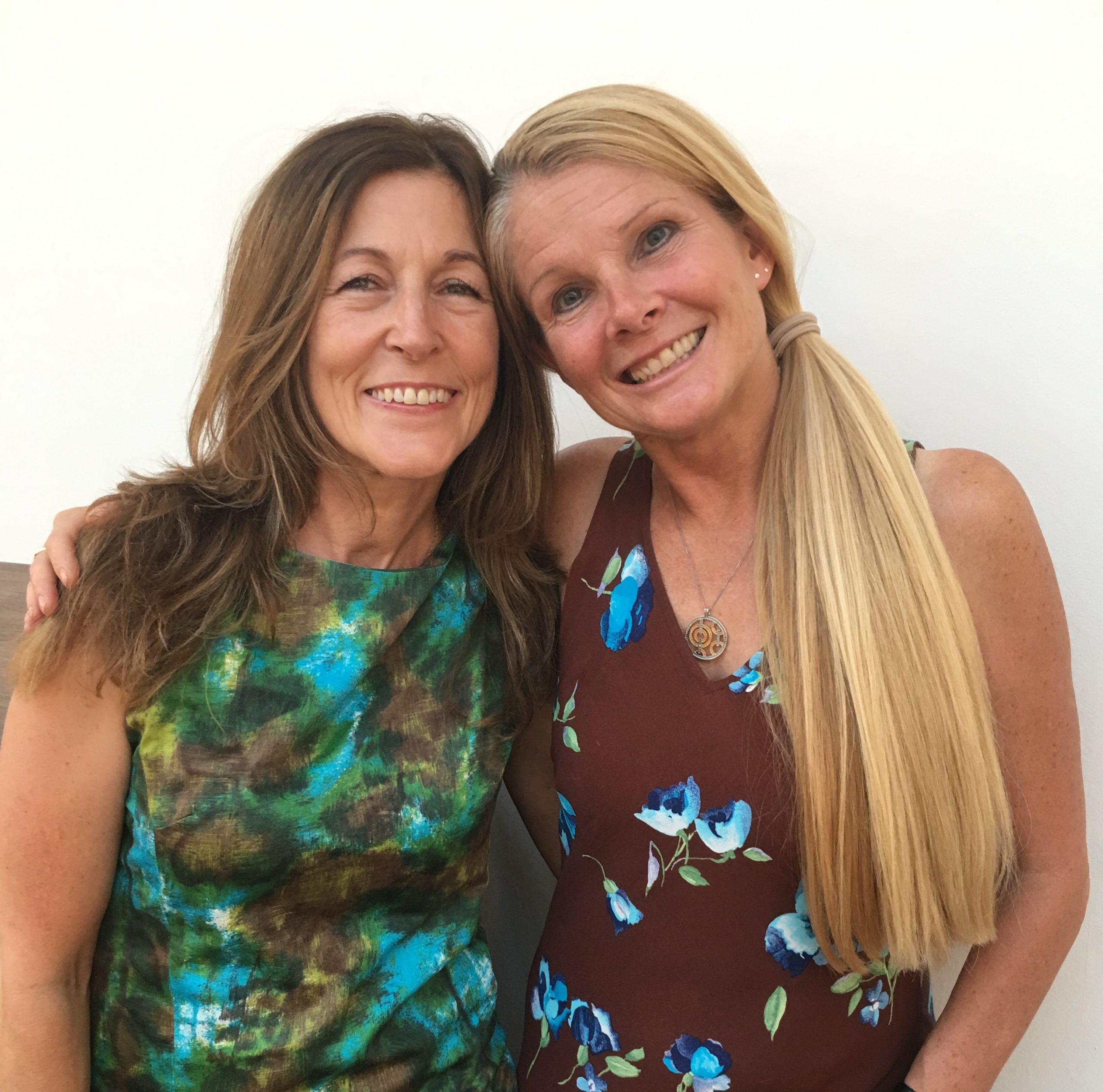 julie Wraight Jayne Dunsbee Be Naturally Co Founders health wellbeing nature